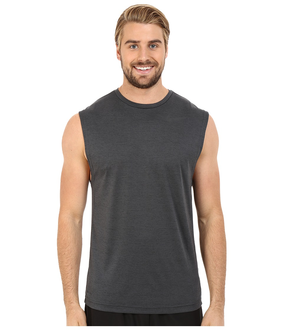 Nike Dri-FITtm Training Muscle Tank Top (Black/Black) Men