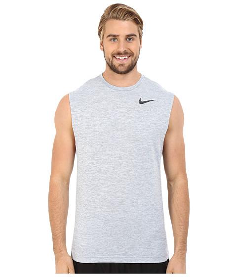 Nike Dri-FIT™ Training Muscle Tank Top - Cool Grey/Black