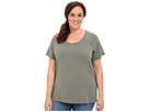 Plus Size Silver Ridge Zero? Short Sleeve Shirt