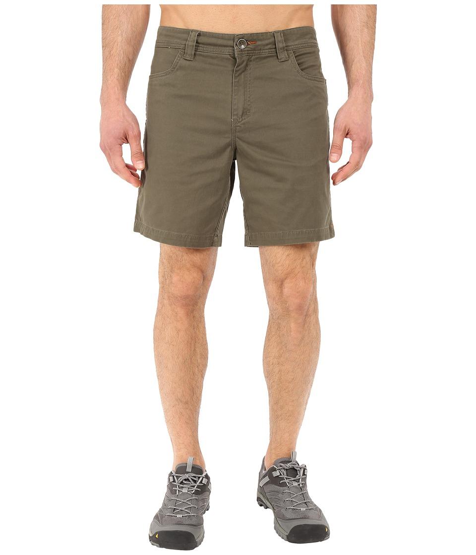 ToadampCo Mission Ridge Short Dark Moss Mens Shorts