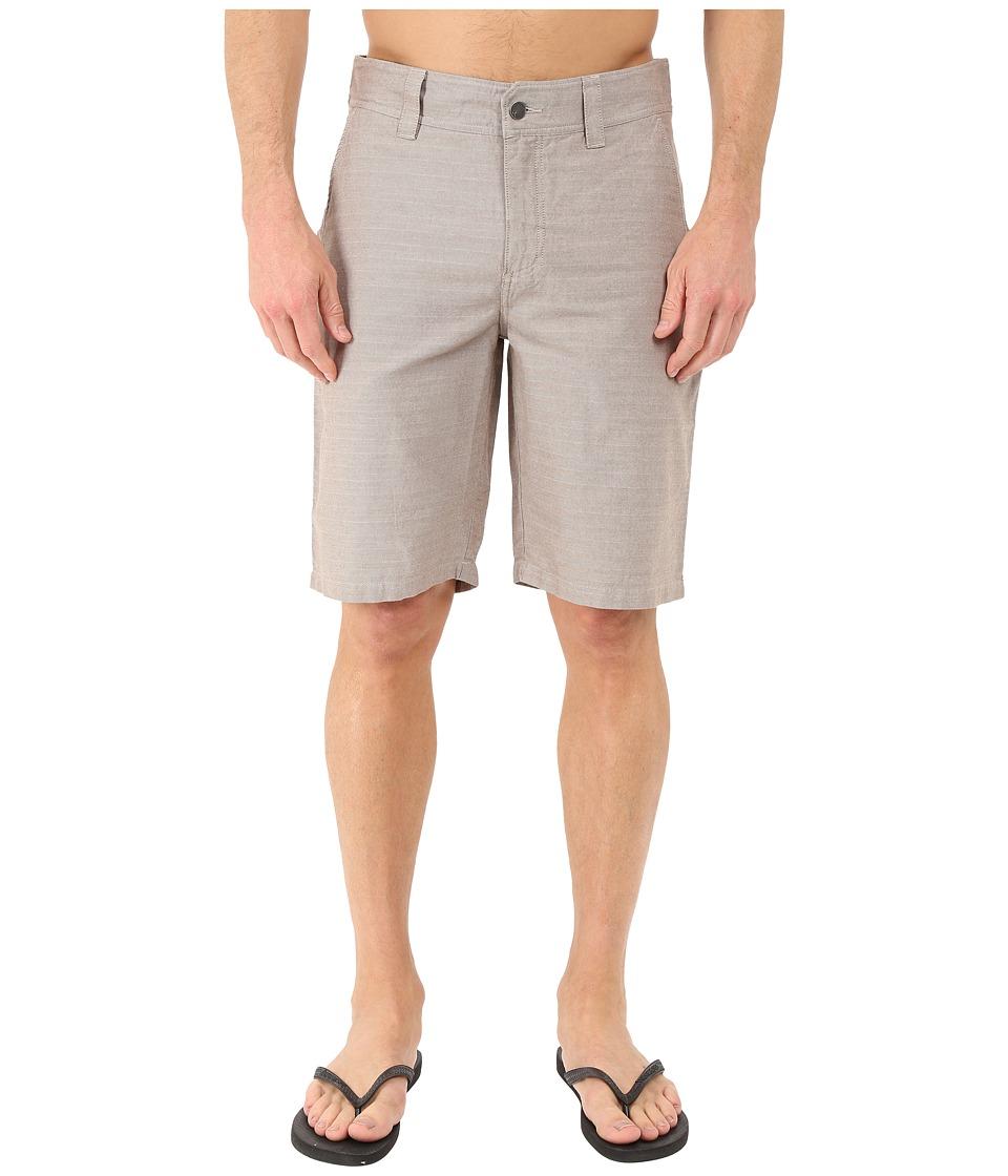 ToadampCo Jackfish Shorts Falcon Brown Mens Shorts