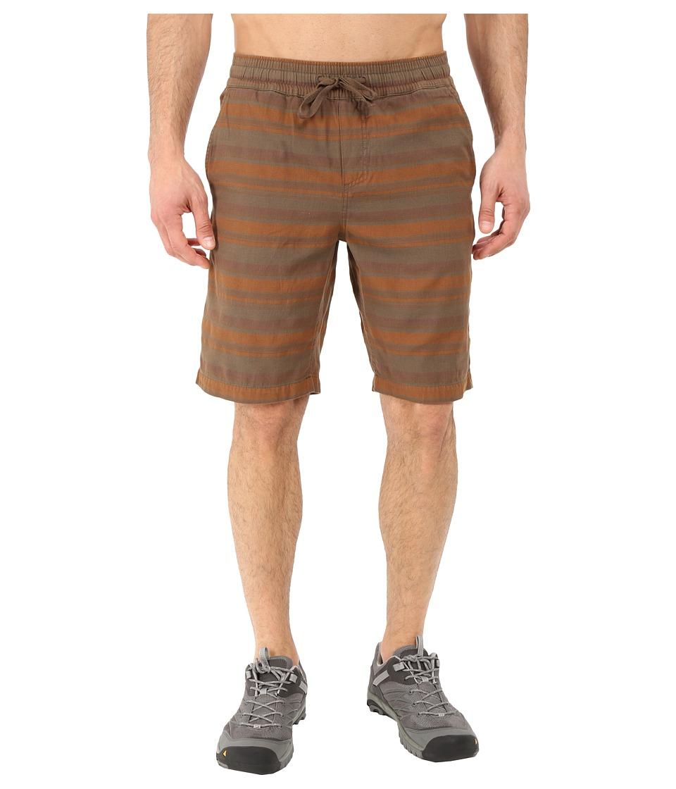 ToadampCo Levon Shorts Acorn Stripe Mens Shorts