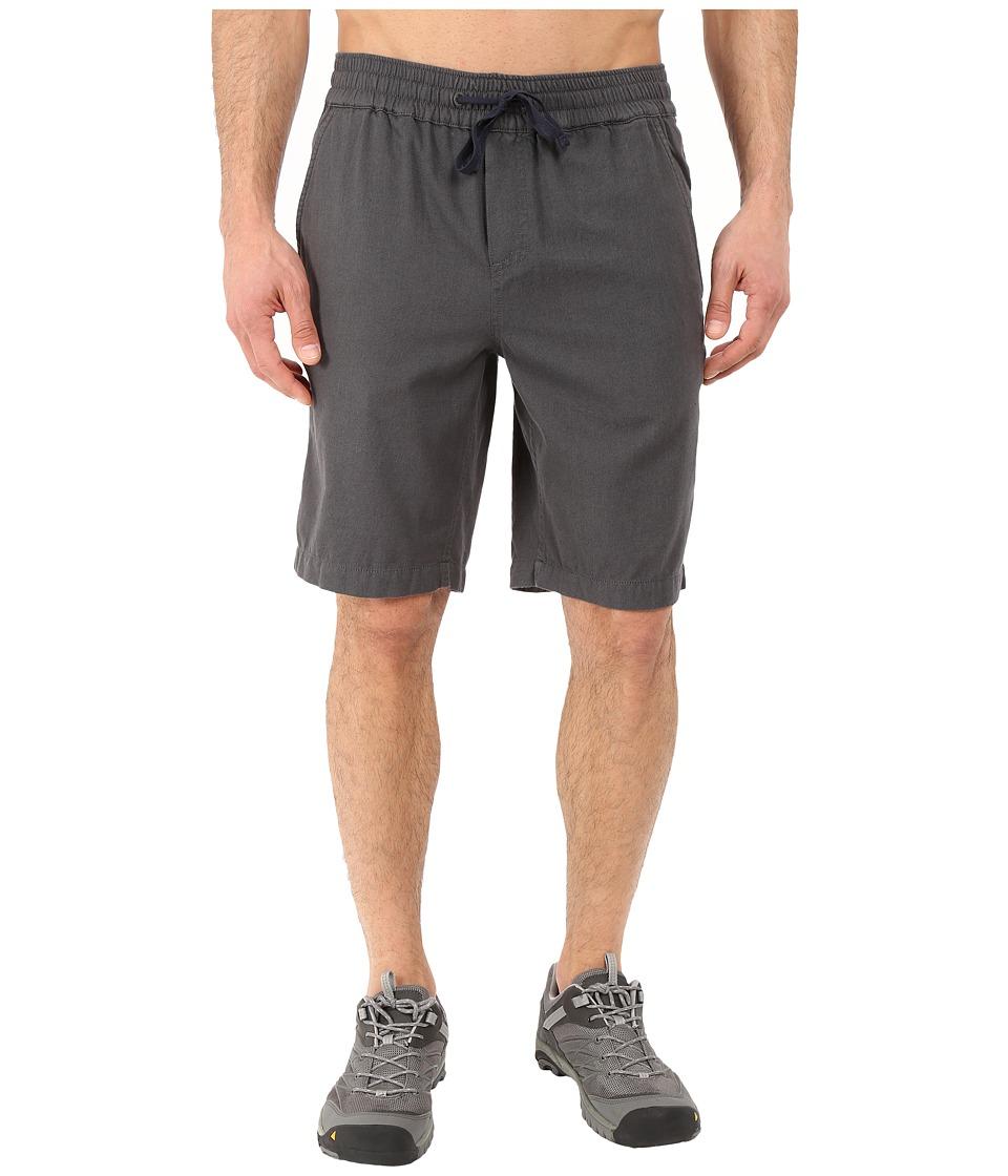 ToadampCo Levon Shorts Night Sky Solid Mens Shorts