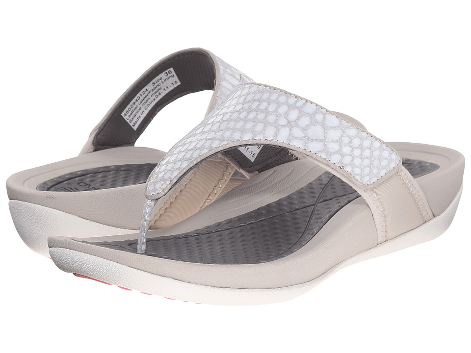 Dansko Katy 2 Grey Snake Womens Sandals