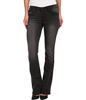 Seven7 Jeans - Slim Zip Coin Jeans in Blackberry