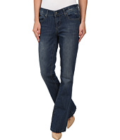 Seven7 Jeans - Slim Zip Coin Jeans in Najara Blue