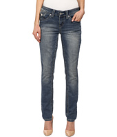 Seven7 Jeans - Skinny Jeans with Button Flap in Metz