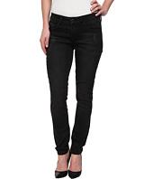 Seven7 Jeans - Skinny Jeans in Jetset Black