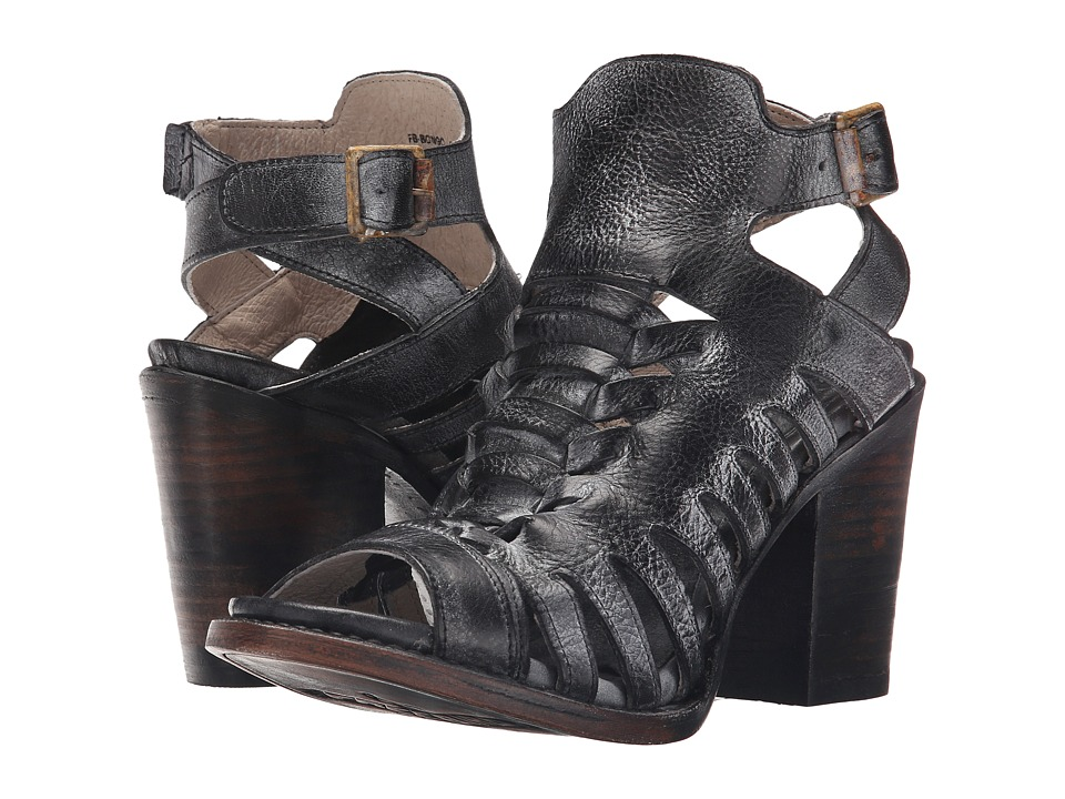 Freebird Bongo Black High Heels
