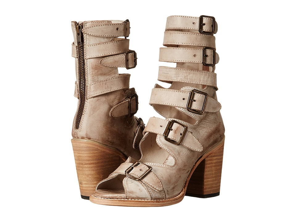 Freebird Bond Taupe High Heels