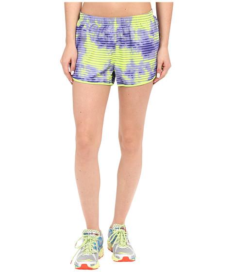 New Balance Printed Woven Run Shorts