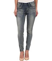 Seven7 Jeans - Pull On Zip Leggings in Trinity Blue