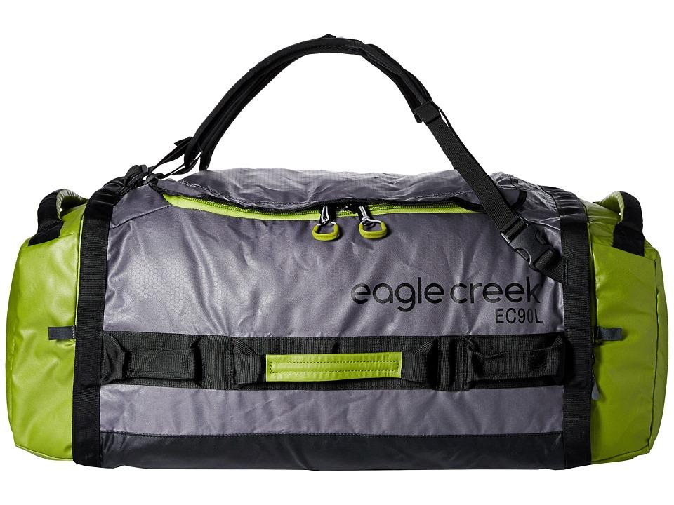 Eagle Creek - Cargo Hauler Duffel 90 L/L (Fern/Grey) Duffel Bags