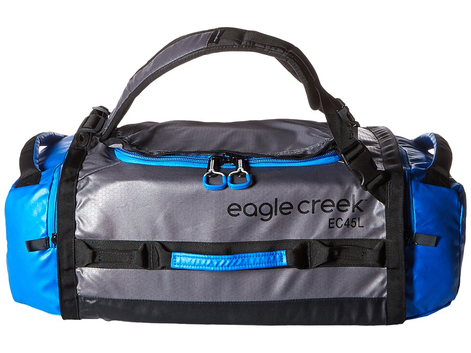 Eagle Creek - Cargo Hauler Duffel 45 L/S (Blue/Grey) Duffel Bags