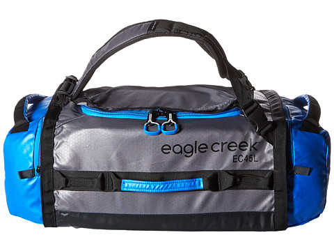 Eagle Creek Cargo Hauler Duffel 45 L/S - Blue/Grey