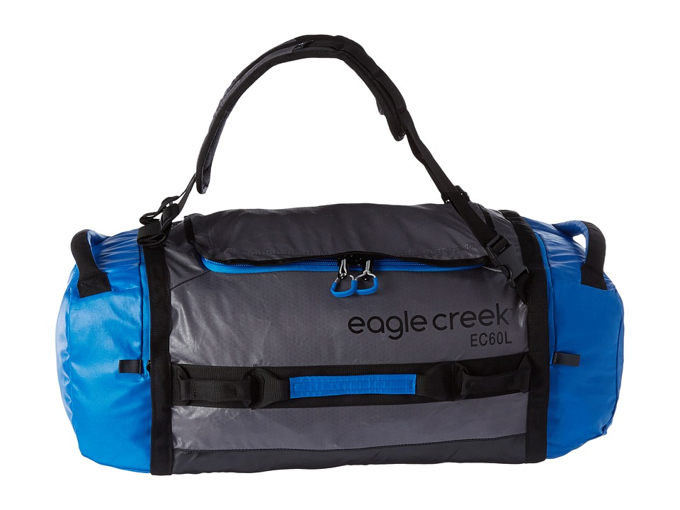 Eagle Creek - Cargo Hauler Duffel 60 L/M (Blue/Grey) Duffel Bags