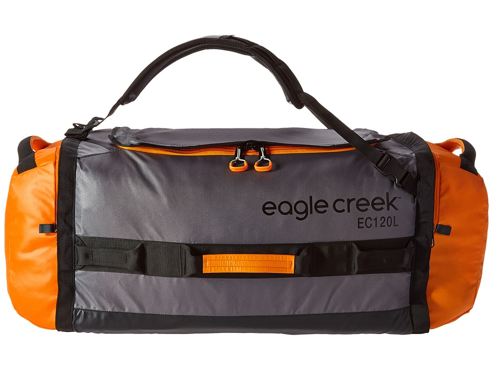 Eagle Creek - Cargo Hauler Duffel 120 L/XL (Orange/Grey) Duffel Bags