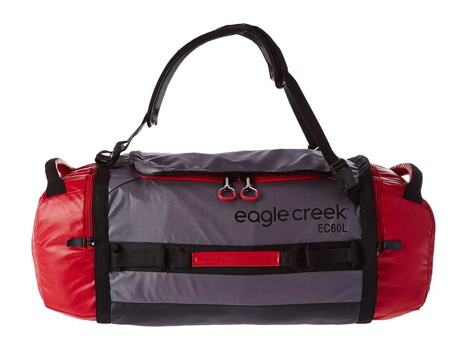 Eagle Creek - Cargo Hauler Duffel 60 L/M (Cherry/Grey) Duffel Bags