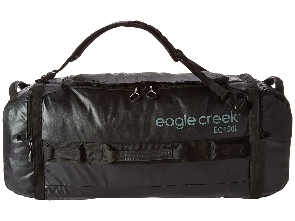 Eagle Creek - Cargo Hauler Duffel 120 L/XL (Black) Duffel Bags