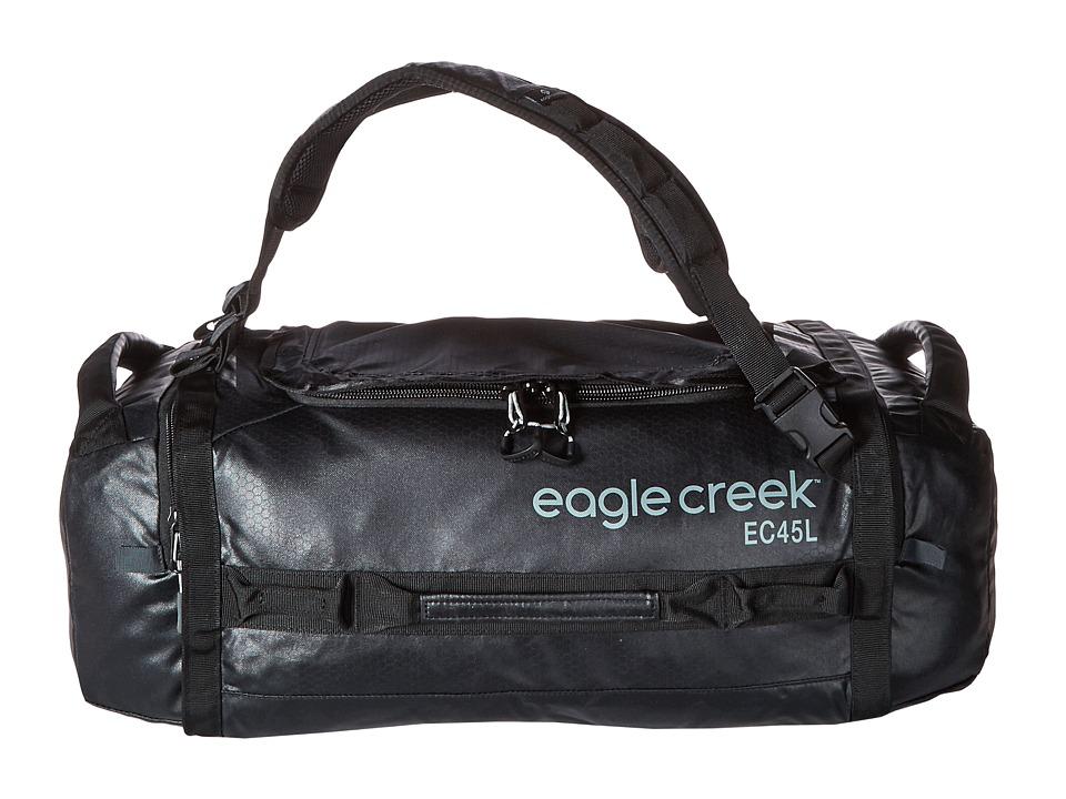 Eagle Creek Cargo Hauler Duffel 45 L/S Black Duffel Bags