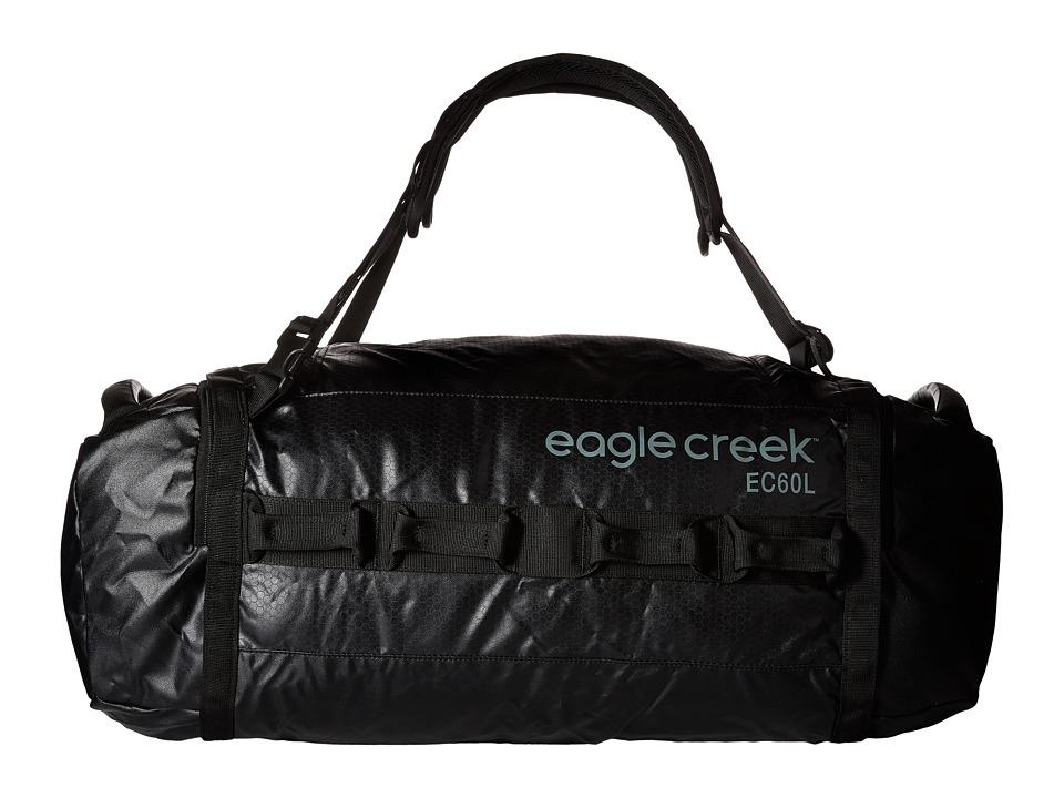 Eagle Creek - Cargo Hauler Duffel 60 L/M (Black) Duffel Bags