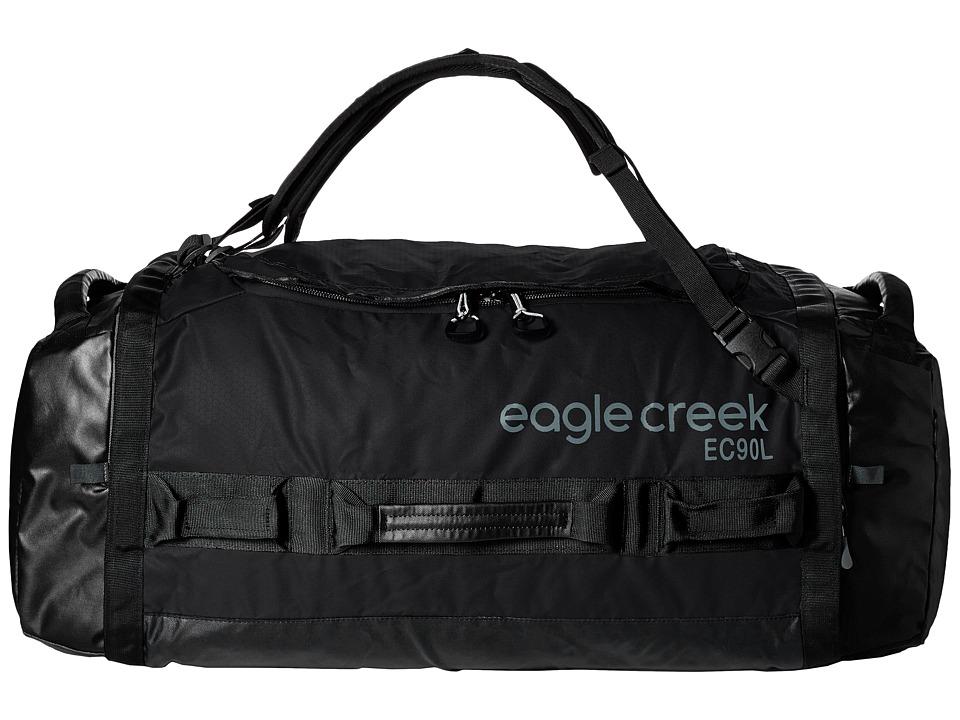 Eagle Creek - Cargo Hauler Duffel 90 L/L (Black) Duffel Bags