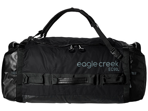 Eagle Creek Cargo Hauler Duffel 90 L/L - Black