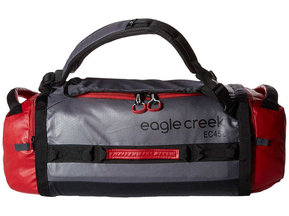 Eagle Creek - Cargo Hauler Duffel 45 L/S (Cherry/Grey) Duffel Bags