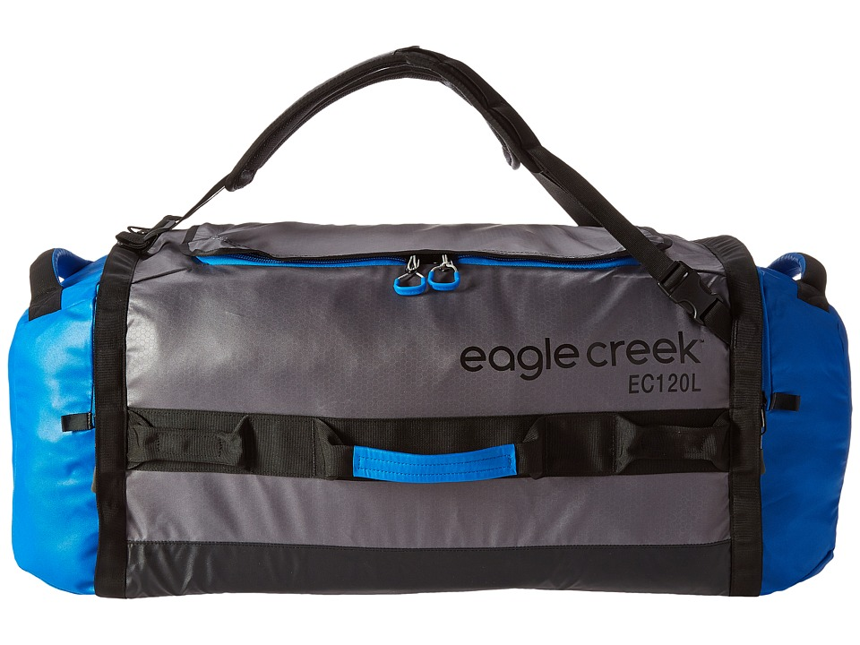 Eagle Creek - Cargo Hauler Duffel 120 L/XL (Blue/Grey) Duffel Bags