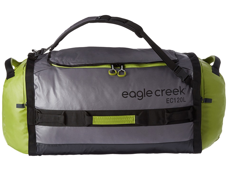 Eagle Creek - Cargo Hauler Duffel 120 L/XL (Fern/Grey) Duffel Bags