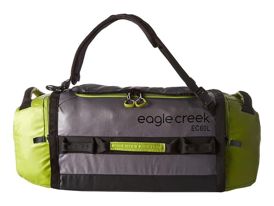 Eagle Creek - Cargo Hauler Duffel 60 L/M (Fern/Grey) Duffel Bags