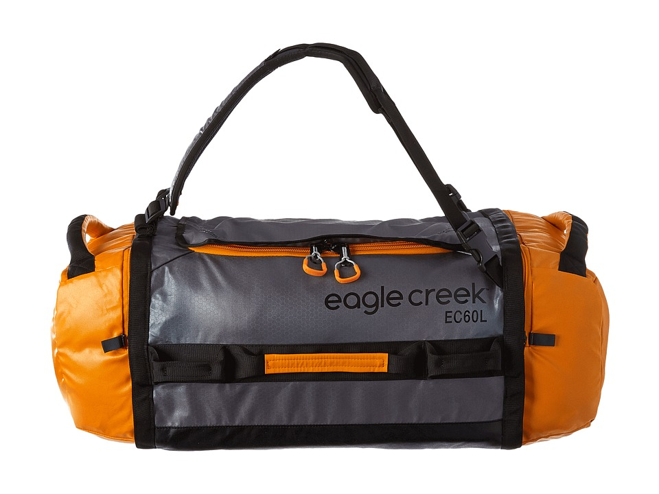 Eagle Creek - Cargo Hauler Duffel 60 L/M (Orange/Grey) Duffel Bags