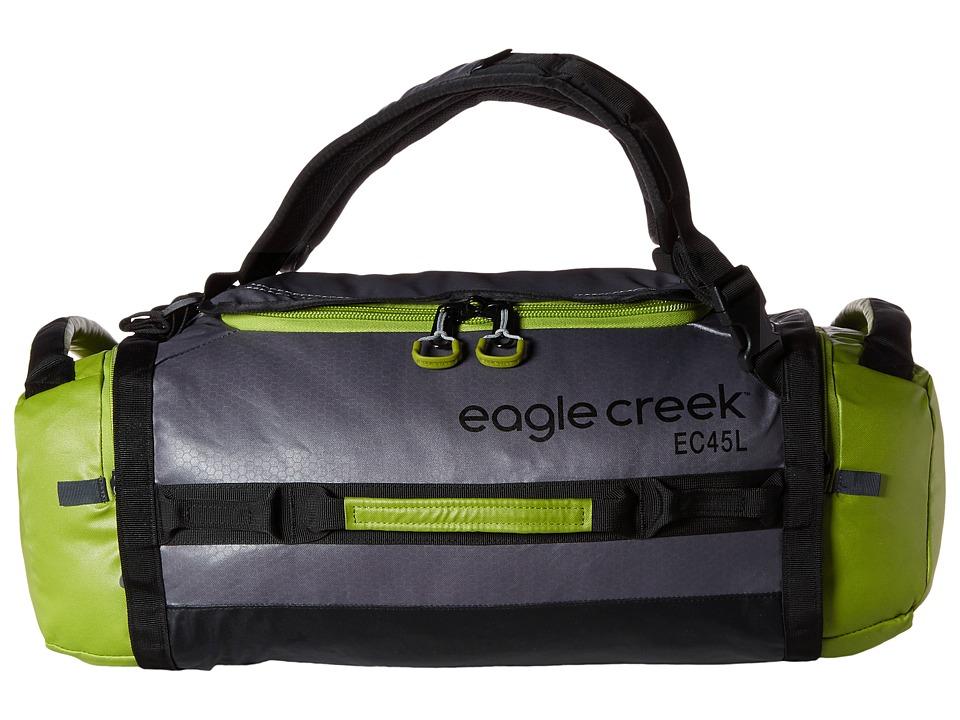 Eagle Creek Cargo Hauler Duffel 45 L/S Fern/Grey Duffel Bags