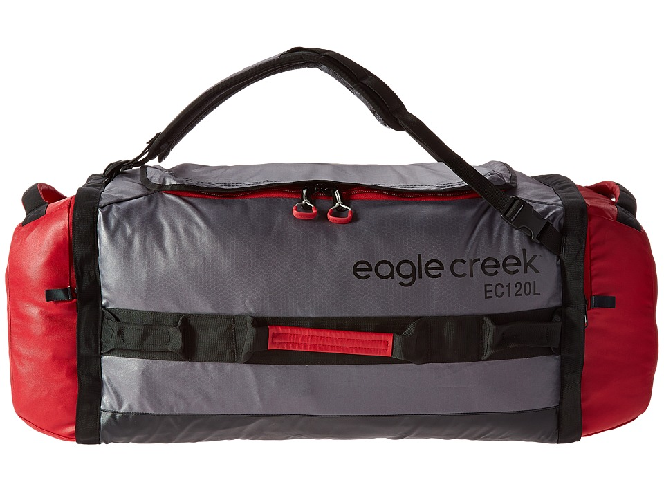 Eagle Creek - Cargo Hauler Duffel 120 L/XL (Cherry/Grey) Duffel Bags