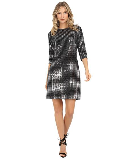 Jessica Howard One-Piece Long Sleeve Shift Dress
