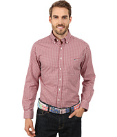 Vineyard Vines - Bay Road Gingham Slim Tucker Shirt