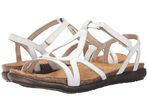 Naot Footwear Dorith - White Leather