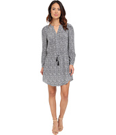 Rebecca Taylor - Raindrop Print Dress