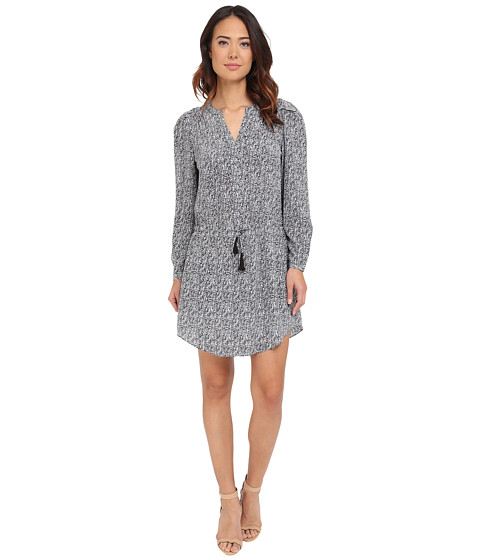 Rebecca Taylor Raindrop Print Dress