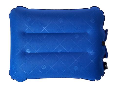 Eagle Creek Fast Inflate™ Pillow Medium - Blue Sea