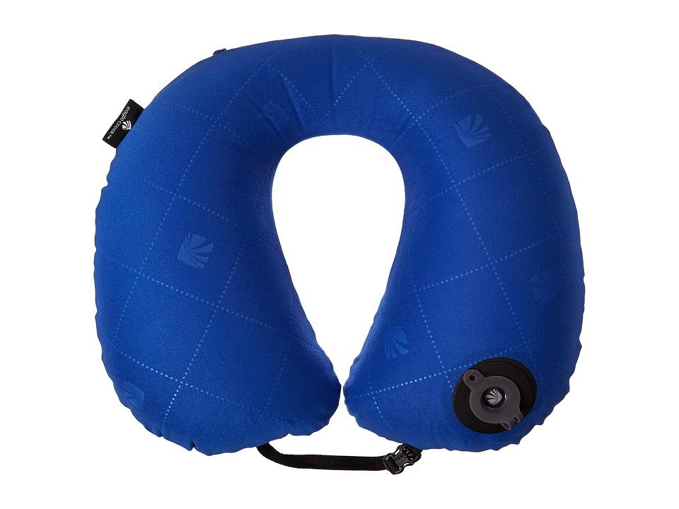 Eagle Creek - Exhale Neck Pillow (Blue Sea) Wallet