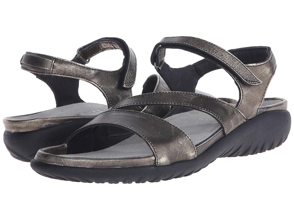 Naot Footwear - Etera (Metal Leather) Women