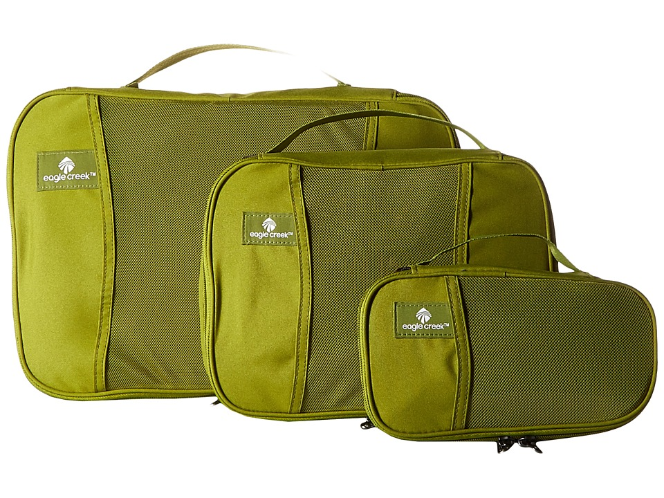 Eagle Creek - Pack-It! Cube Set (Fern Green) Bags
