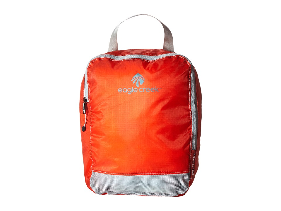 Eagle Creek - Pack-It Specter Clean Dirty Half Cube (Flame Orange) Bags