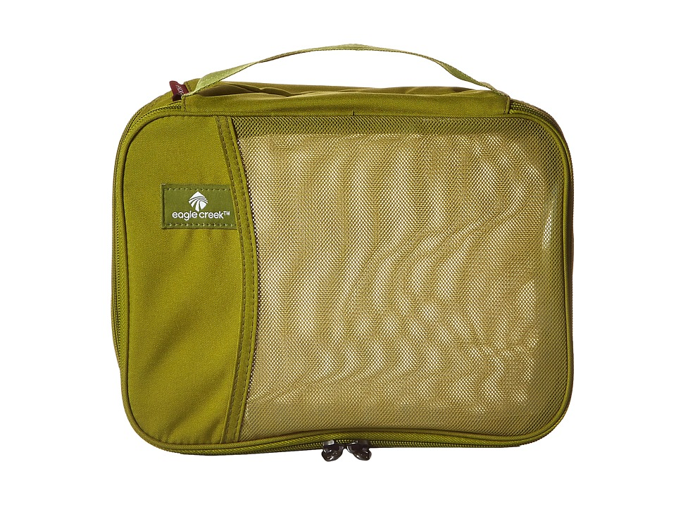 Eagle Creek - Pack-It! Clean Dirty Half Cube (Fern Green) Bags