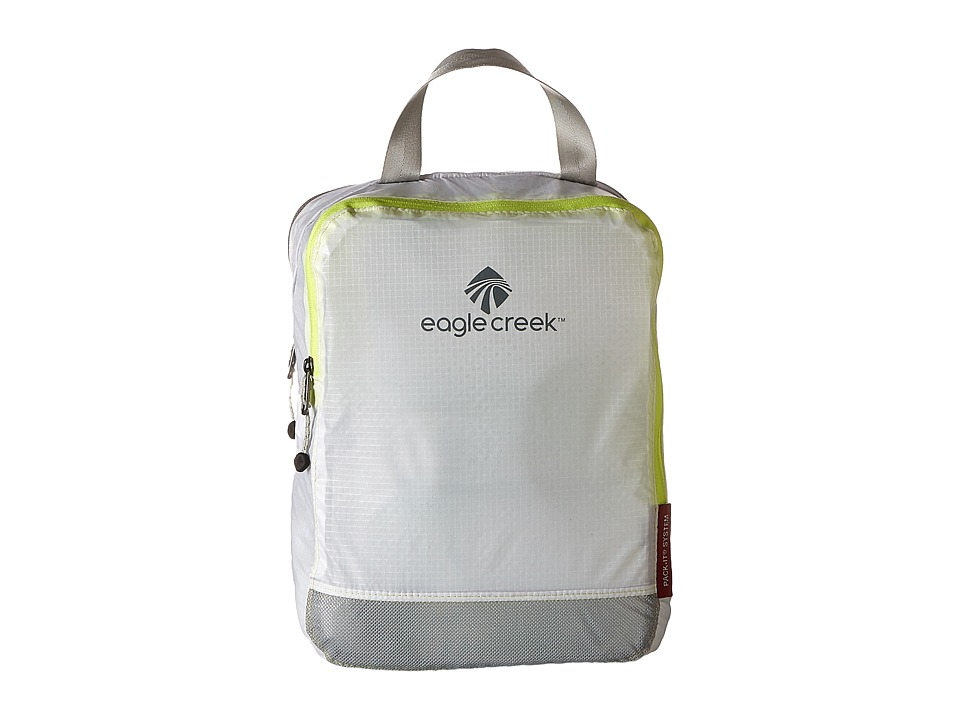 Eagle Creek - Pack-It Specter Clean Dirty Half Cube (White/Strobe) Bags