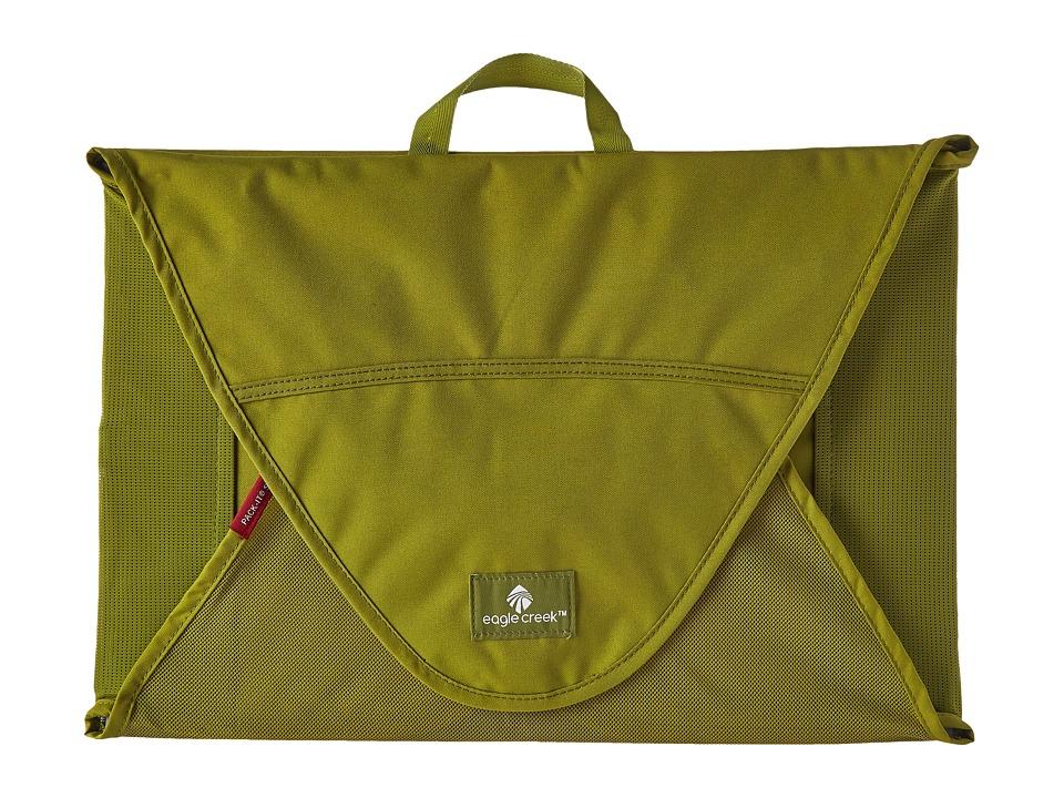 Eagle Creek - Pack-It! Garment Folder Medium (Fern Green) Bags