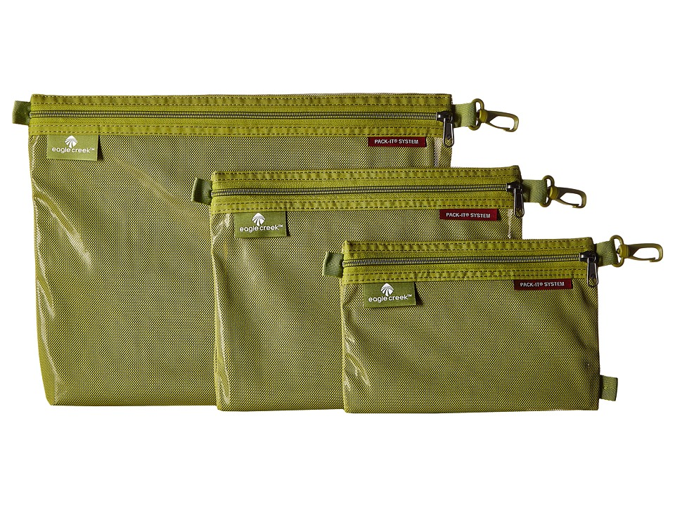 Eagle Creek - Pack-It! Sac Set (Fern Green) Bags
