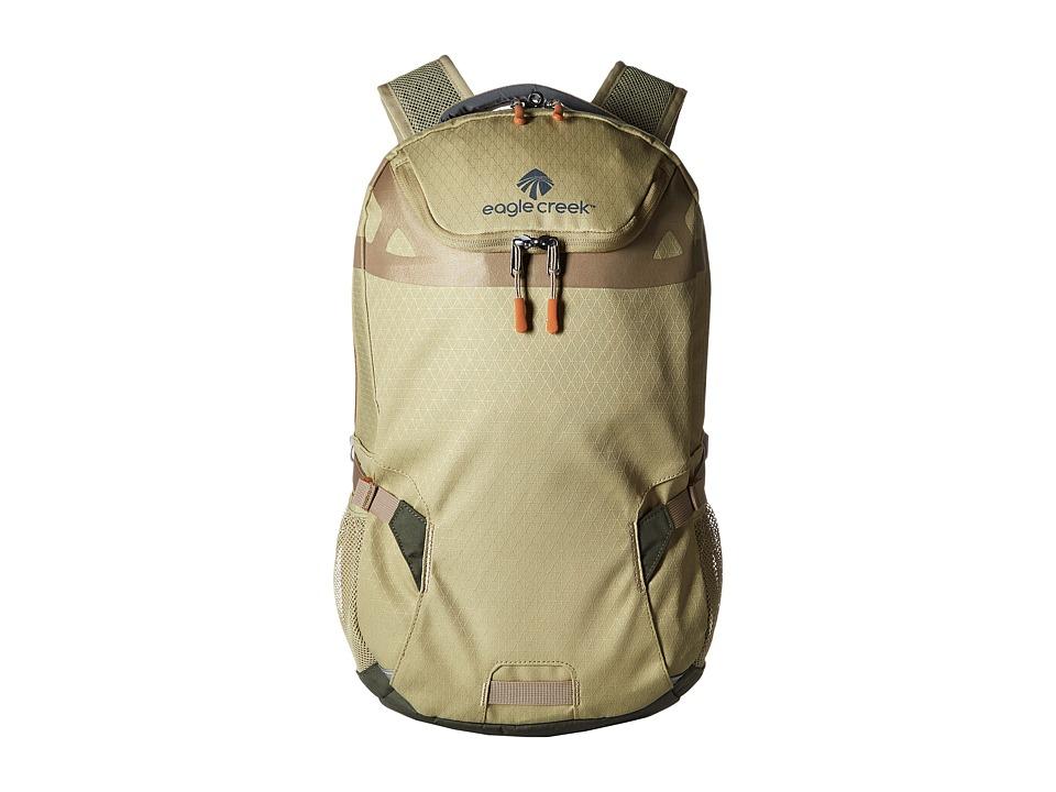 Eagle Creek - XTA Backpack (Tan/Olive) Backpack Bags