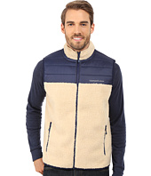 Vineyard Vines - Sherpa Full Zip Vest